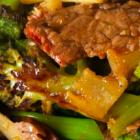 Ginger-Beef Stir Fry