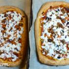 Gluten & Dairy Free Valentine's Day Pizza