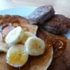 Banana Pancakes, Gluten Free Dairy Free