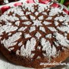 Gluten Free Dairy Free Gingerbread Cake