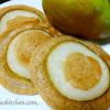 Silver Dollar Pear Pancakes, Gluten Free Dairy Free