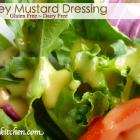 Make your own... Honey Mustard Dressing