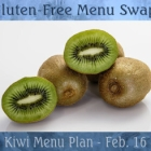 Gluten Free Menu Swap - February 16, 2015