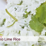 gluten free dairy free cilantro lime rice
