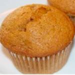 Gluten & Dairy Free Pumpkin Bread Muffin