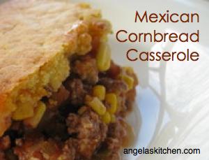 recipe: mexican cornbread casserole recipe ground beef [2]