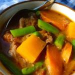Gluten & Dairy Free Beef & Butternut Squash Stew