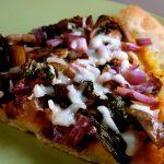 Gluten & Dairy Free Pumpkin Kale Pizza