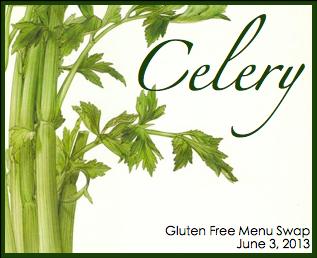 GF Menu Swap- celery