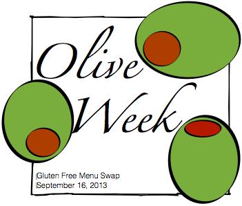 Gluten Free Menu Swap-olive