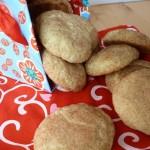 gluten & dairy free snickerdoodles