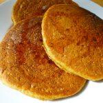 Gluten & Dairy Free Carrot Cake Pancakes