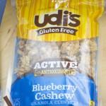 Udi's Blueberry Cashew Granola