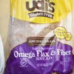 Udi's Omega Flax & Fiber Bread
