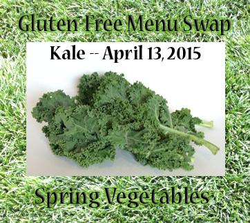 Gluten Free Menu Swap-SpringKale