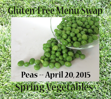 Gluten Free Menu Swap - SpringPeas