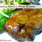 Blast from the past - Pineapple-Garlic Pork Chops