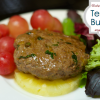 Teriyaki Burgers with freezer instructions (GFCF)