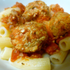 Easy Turkey Meatballs & Sauce: What we are eating tonight