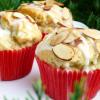 Cardamom Almond Muffins or Quickbread, Gluten Free Dairy Free