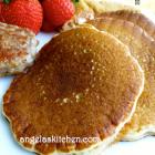 Sleep-over pancakes...