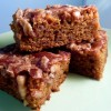 Blast from the past:  Pumpkin Streusel Bars