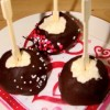 April Daring Baker's Challenge - Cheesecake Pops!