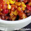 Taco Chili - Slow Cooking Thursday & Freezer Friday together