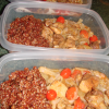 Moroccan Chicken Tagine and Apricot Quinoa Pilaf - Freezer Food Friday