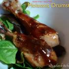 Molasses Drumsticks