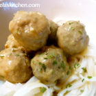 Swedish Meatballs - Gluten Free-zer Friday