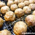 Swedish Meatballs - Gluten Free-zer Friday
