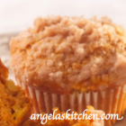 Apple Strussel Muffins, Gluten and Dairy Free