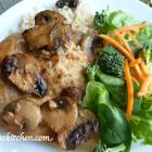Chicken Marsala with Freezer/OAMC Instructions