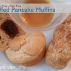 Pancake Muffins, Gluten Free Dairy Free