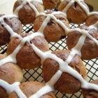 Hot Cross Buns, Gluten Free Dairy Free - Gluten Free-zer Friday