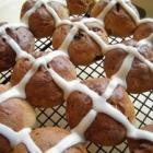 Hot Cross Buns, Gluten Free Dairy Free - Gluten Free-zer Friday