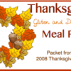 Gluten Free Dairy Free Thanksgiving Guide