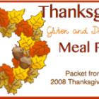 Gluten Free Dairy Free Thanksgiving Guide