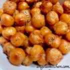 Gluten Free-zer Friday - Crunchy Chickpeas