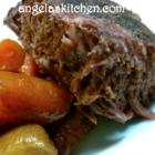 Crock of Roast and Veggies