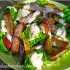 Ranch Dressing and Homemade Croutons