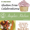 Menu Plan Monday - Gluten Free Celebrations!!