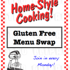 Menu Plan Monday - August 1, 2011