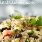 Gluten Free-zer Friday - Quinoa Confetti Salad