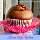 OAMM Gluten Free Recipe Makeover - Mocha Chip Muffins