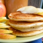 Spiced Apple Pancakes, Gluten Free Dairy Free