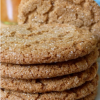 Freezer Food Friday - Ginger Snap Cookies