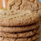 Freezer Food Friday - Ginger Snap Cookies