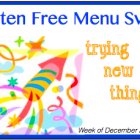 Menu Plan Monday - December 26, 2011